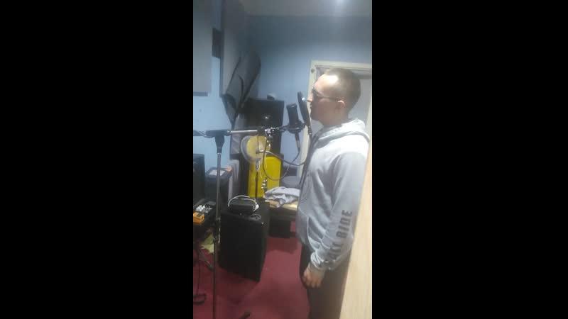 Раствор пишет трек у Феди