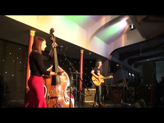 The Discoveries performing `Folsom Prison Blues`  Scarborough Valentines weekender 2017