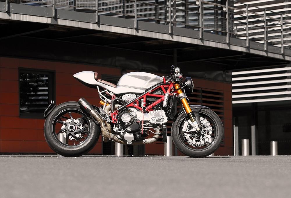 Radical Ducati: кастом Ducati 1198S Corse