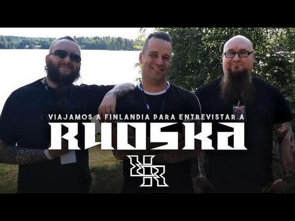 Industrial a la finlandesa ¡Entrevistamos a Ruoska
