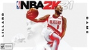 Damian Lillard is the NBA2K21 Current Gen Cover Athlete