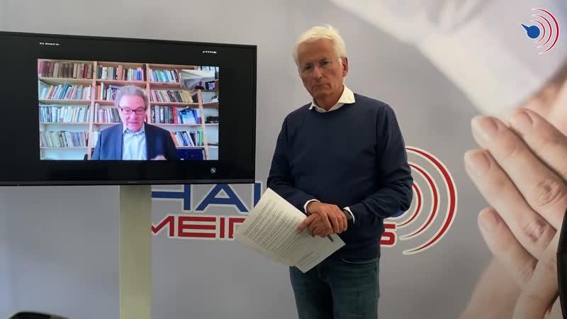 """Peter Weber Interview mit Herausgeber der Zeitschrift """"Impf-Report"""" Tolzin zum Thema Coronaimpfung uvm"""