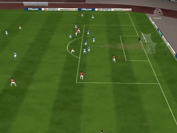 Футбол лучший гол Форлана Football best goal Forlan Fifa 10 Forlan awesome goal
