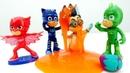El antídoto para los héroes PJ Masks. Play Time. Vídeos para niños