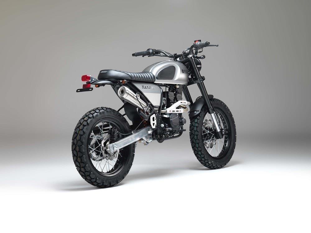 Мотоцикл Bullit Hero 50