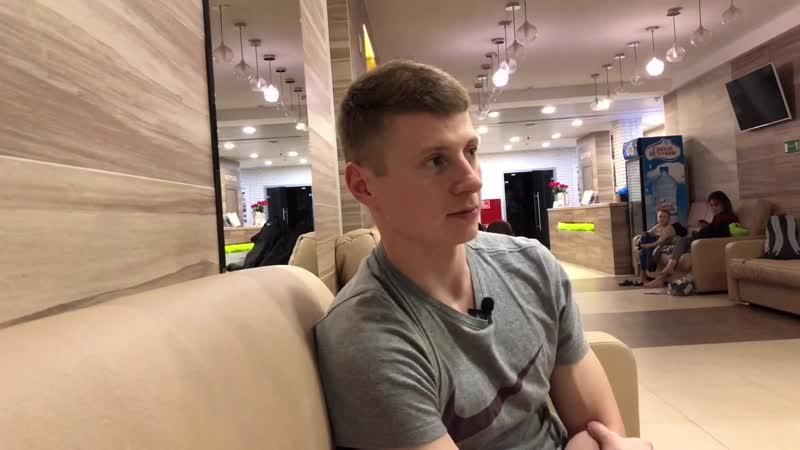 🏊🏼♂️Тренер Артём Перминов и его ответ на вопрос: ❓«Через сколько я научусь плавать?»