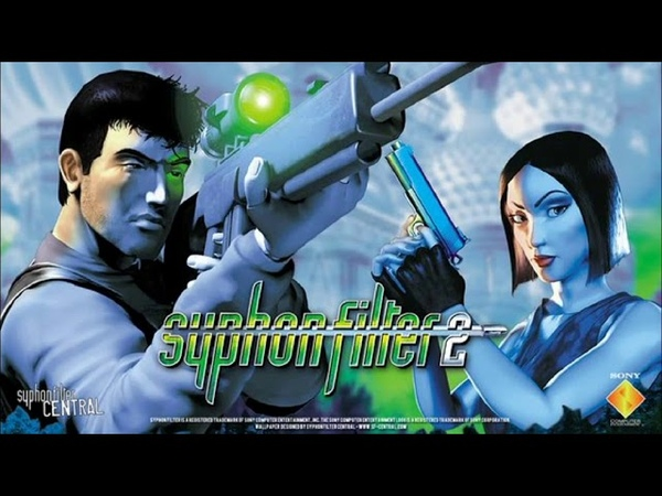 Syphon Filter 2 OST Title Screen