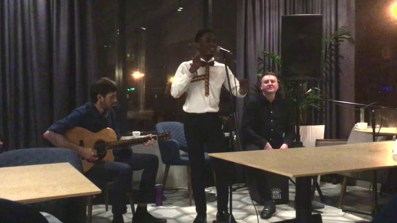 MA Band BLACK acoustic