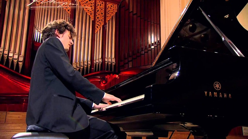 Alexander Ullman Nocturne in F minor Op 55 No 1 second stage