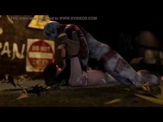 Zombie-atack