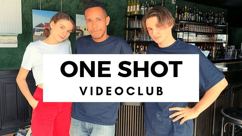 One Shot - VIDEOCLUB Nos influences musicales ont un énorme impact sur notre musique