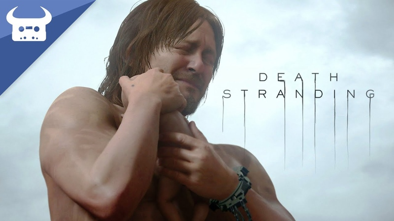 BABY IN A BACKPACK Death Stranding rap Dan Bull feat The Stupendium