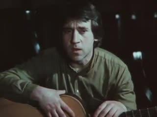 Последняя киносъемка Владимира Высоцкого (1980)