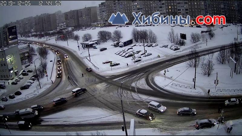 ДТП в Мурманске