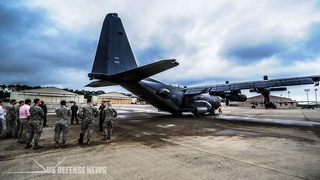 AC-130U Spooky Gunship Has Completed Its Final Combat Deployment