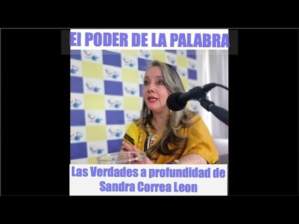 LAS VERDADES A PROFUNDIDAD DE SANDRA CORREA LEON