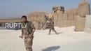 Syria: US forces abandon military base in Manbij *CORRECTION* 15 окт. 2019 г.