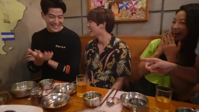 ARDEN EATS Ep. 27 - KangHoDong (Kevin Woo, Jake Choi, James Lee) 03.11.19