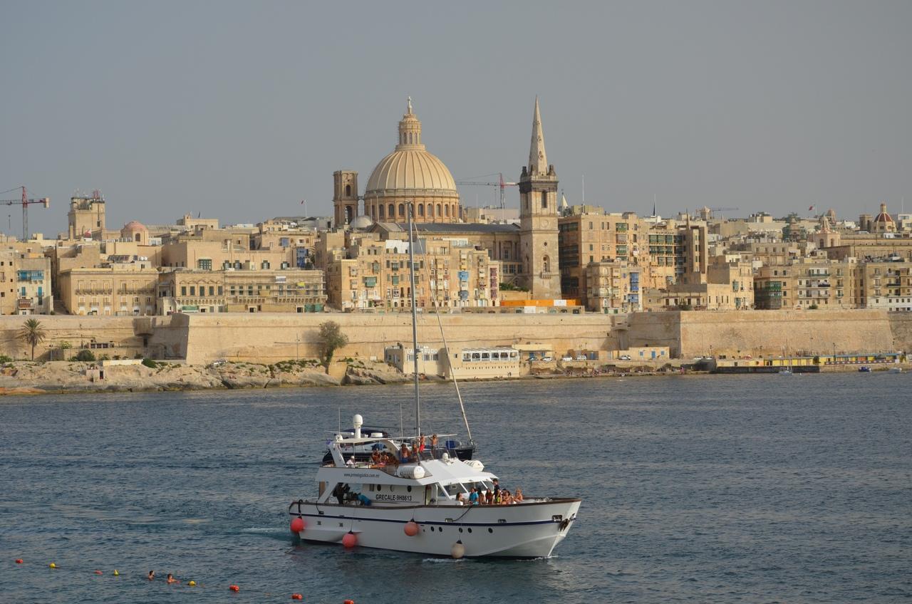FawSLCyd85E Валлетта - столицы Мальты.