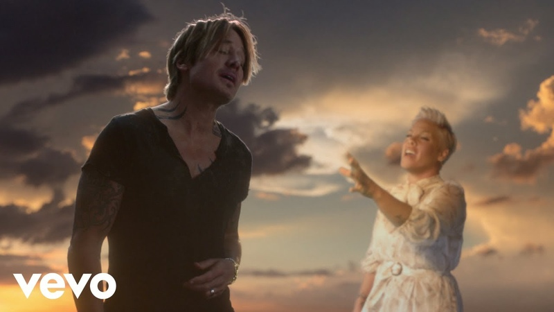 Keith Urban - One Too Many with P!nk (Official Music Video)