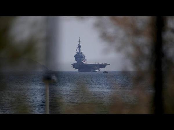 Коронавирус на Шарле де Голле семьи моряков в гневе