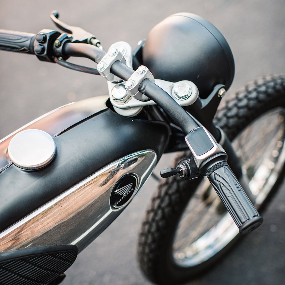 Мопед Honda S90 за 929 долларов выиграл конкурс Bike Build Off 2019