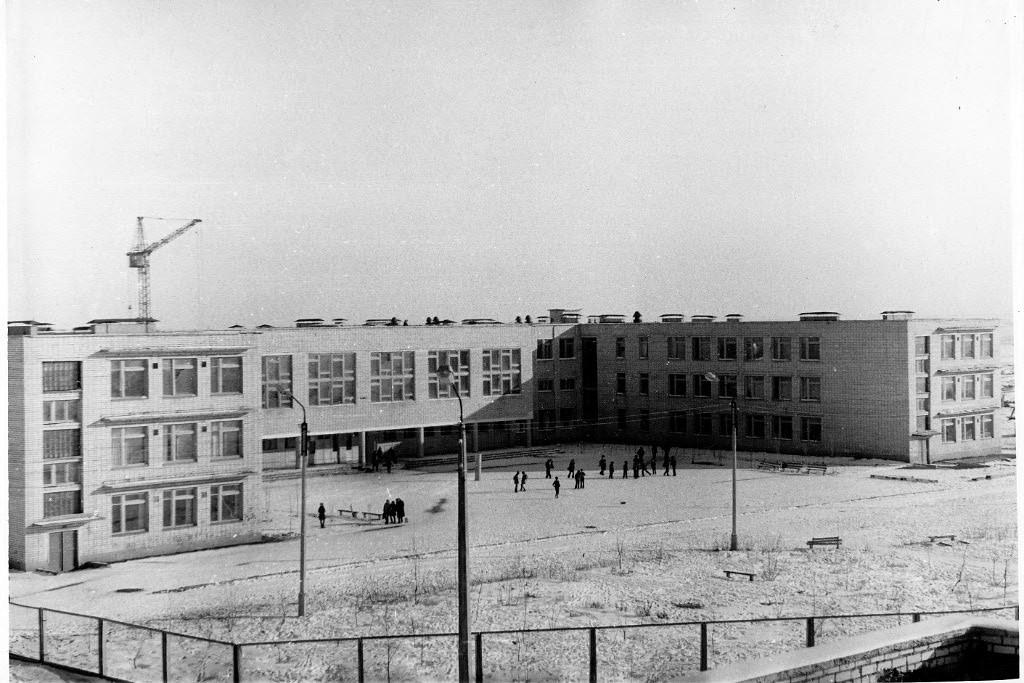 17-я школа. 1976 год. Калмыкия-online.ру