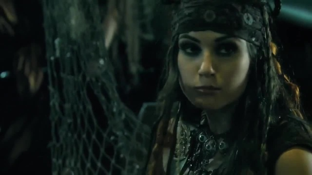 Sasha Sparrow the best pirate I ve ever seen