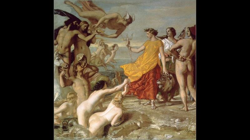 Уильям Дайс (Dyce William) картины великих художников