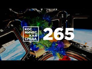 Космическая среда № 265 от 25 декабря 2019 года