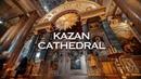 Saint Petersburg Kazan Cathedral Aerial Timelapse Санкт Петербург Казанский собор