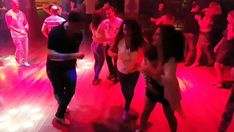 Cuban Salsa con dos Mujeres by Moti Sabag Mai Ganon Stav Moka - Havana Club