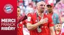 Franck Ribéry's Emotional Goodbye at FC Bayern