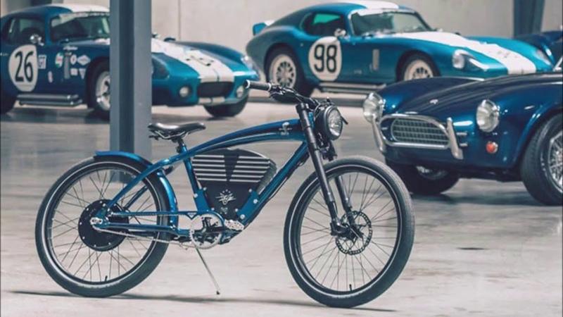 Bicicleta electrica shelby Vintage Electric Shelby Cobra