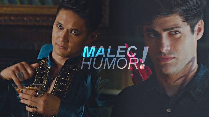 Malec - I'll Do You Pro Bono➰