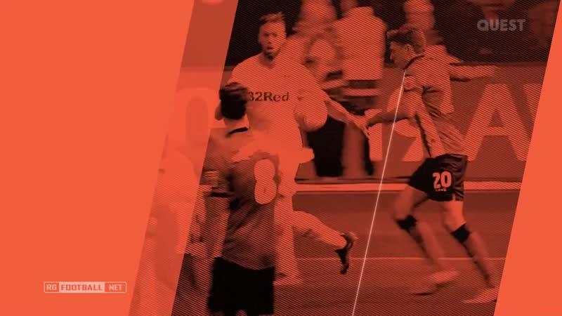 Обзор 5 го тура Футбольной Лиги от канала Quest смотреть онлайн без регистрации