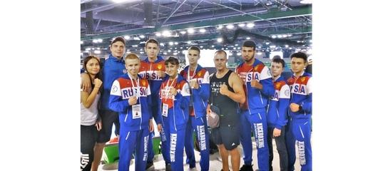 Кикбоксеры из Нижнего Тагила стали победителями первенства Европы в Венгрии — Sportag #1