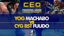 CYG BST Daigo Umehara (Daigo) vs RED BULL Bonchan (Karin) - CEO 2019 Top 8 - CPT 2019