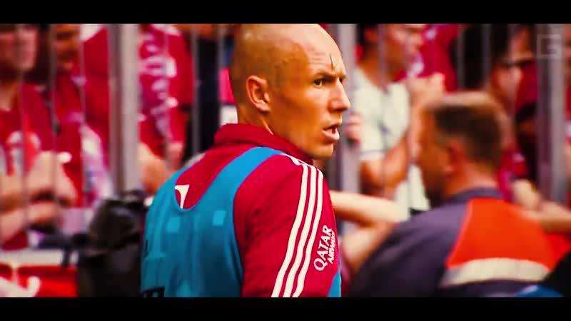 Футбольные истории Часть 97 Арьен Роббен