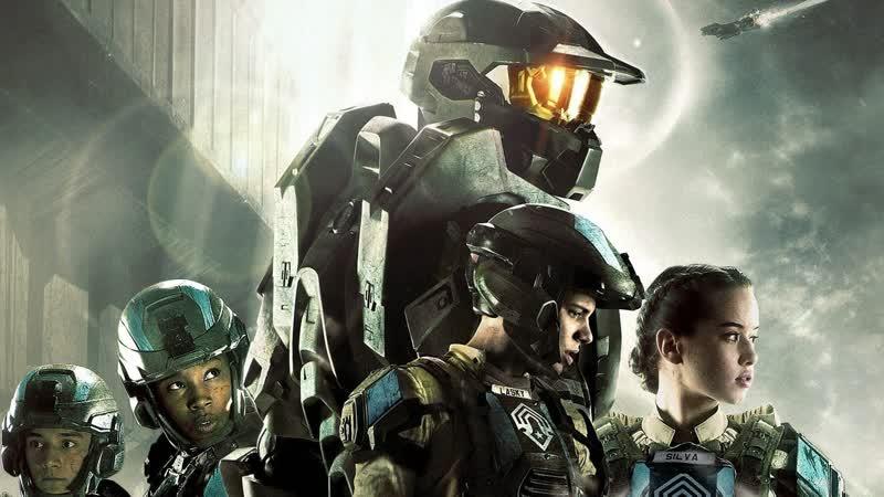 Halo 4: Идущий к рассвету (2012) фантастика, боевик, приключения; смотреть фильм/кино онлайн HD
