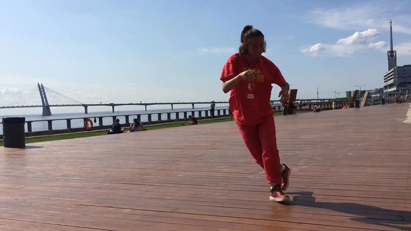 Shuffe dance - Gey KLYB V
