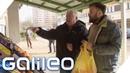 Der harte Job eines Lebensmittellieferanten Galileo ProSieben