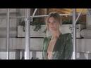 Nina Agdal Constance Jablonski arrive at Harper s BAZAAR party in NYC