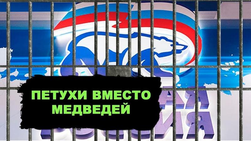 Обсуждение ворья в Единой России не понравилось некоторым депутатам