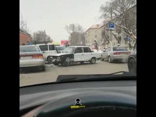Массовое ДТП на Комсомольском (Инцидент Барнаул)