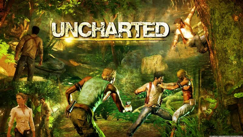 Uncharted Drake's Fortune Часть 9 К башне