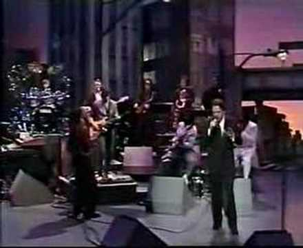 Robert Palmer Bad Case of Loving You live on letterman