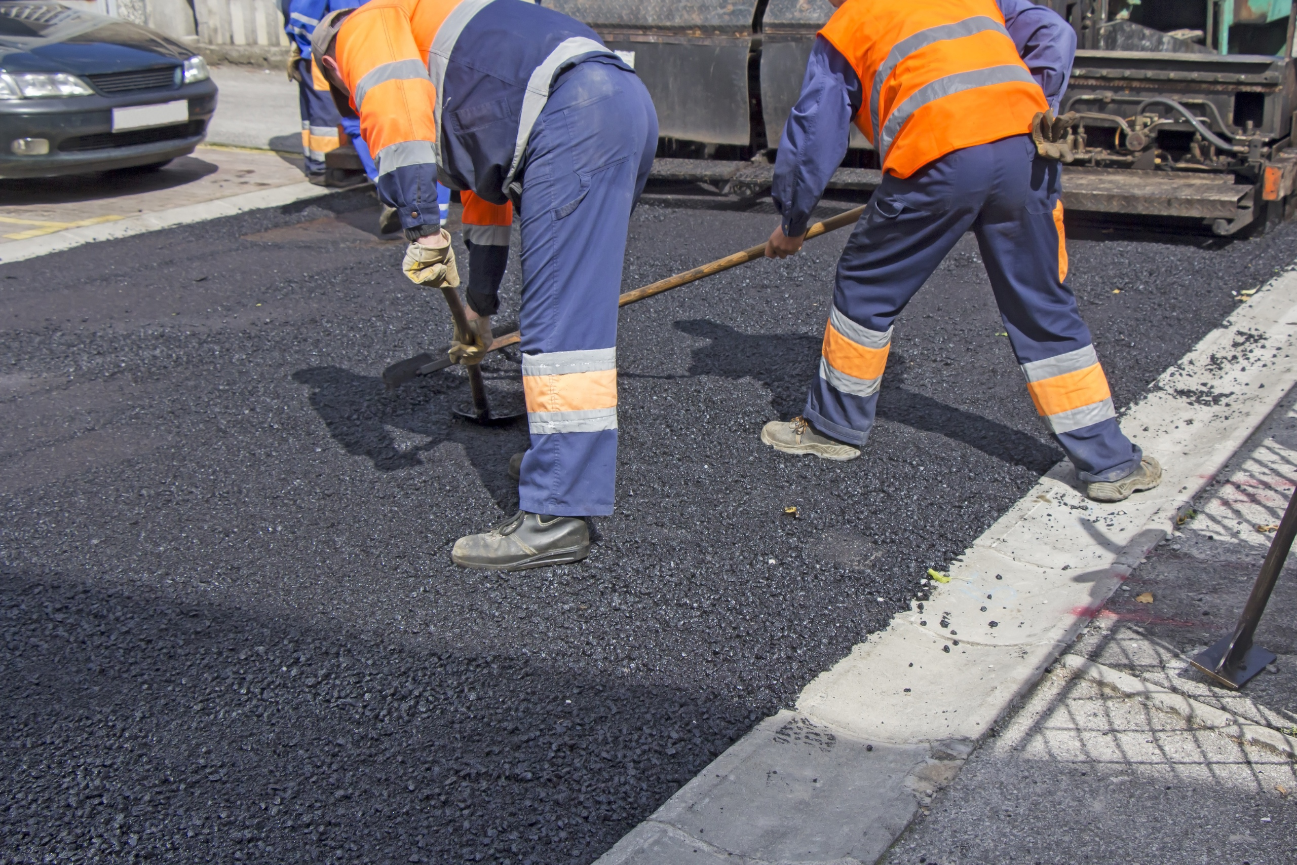 В 2020 году планируют отремонтировать порядка 250 км тротуаров