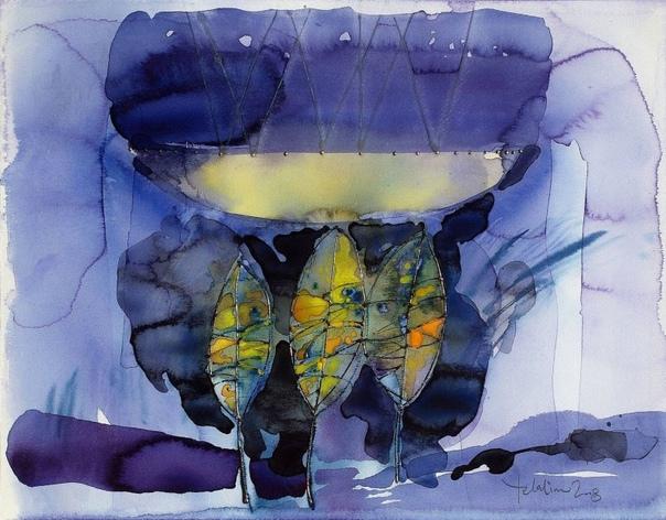 Александр Телалим (18 апреля 1966, Владычень, СССР) болгарский живописец, акварелист. Родился в Бессарабии, Одесская область, Украина. Закончил Одесское художественное училище имени М. Б.