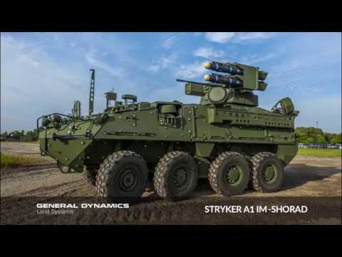 Stryker A1 IM-SHORAD: Precise Short-Range Air Defense